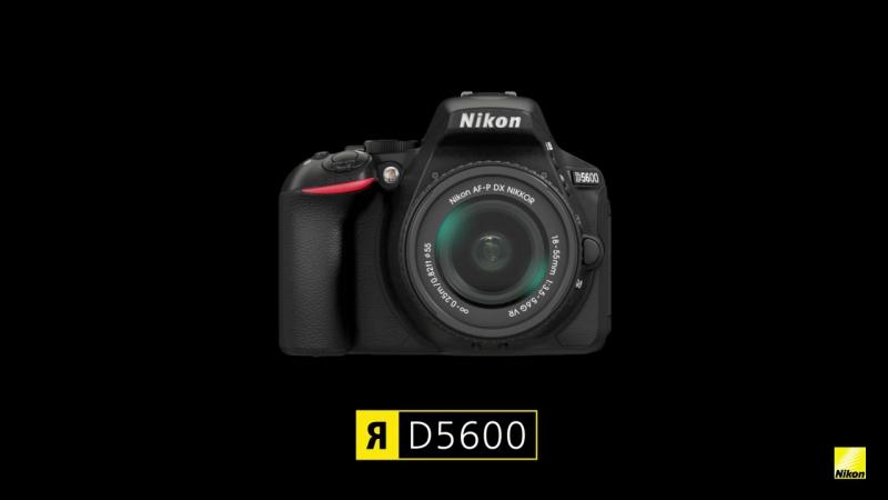 Огляд Nikon D5600 (Україна)