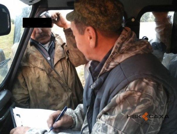 Браконьеры из Мегино-Кангаласского и Вилюйского районов могут понести уголовную ответственность