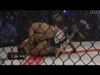 ACB 60׃ Rasul Yakhyaev (Russia) vs Herdeson Batista (Brazil)