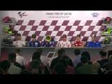 Marquez, Rossi, Lorenzo talk pace of Viñales