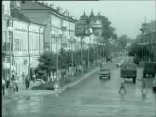 Улицы города Казани(ретро) - 1970-ые годы.