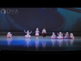 Детские танцы, 3-5 лет