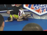 MMA seminar by undefeated Khabib Nurmagomedov. Мастер-класс Хабиба Нурмагомедова (контроль в партере)