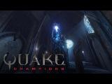 Quake Champions — видеоролик арены Blood Covenant