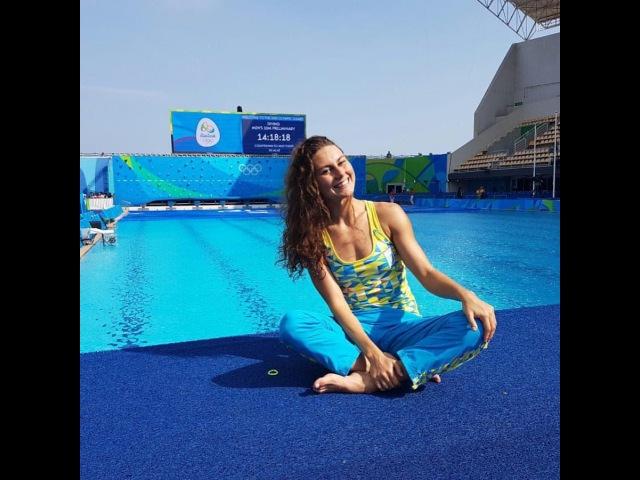 Екатерина Садурская, сборная Украины по синхронному плаванию. Веб-конференция на XSPORT.ua