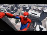 GTA 5 Spider-Man V - Новые способности Spider-Man - ГТА 5 моды - установка мода
