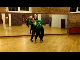 Denys &amp Lilia Prodanovy_zouk training_Zouk Lviv D'ESTILO_9.05.17