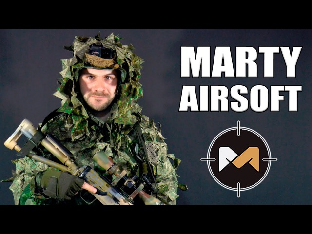 ТРЕЙЛЕР КАНАЛА MARTY AIRSOFT CHANNEL TRAILER
