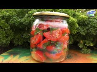 видео рецепты салаты заготовки из зеленых помидор
