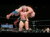 FULL MATCH  Kurt Angle vs. Brock Lesnar - WWE Title Match WrestleMania XIX (WWE Network Exclusive)