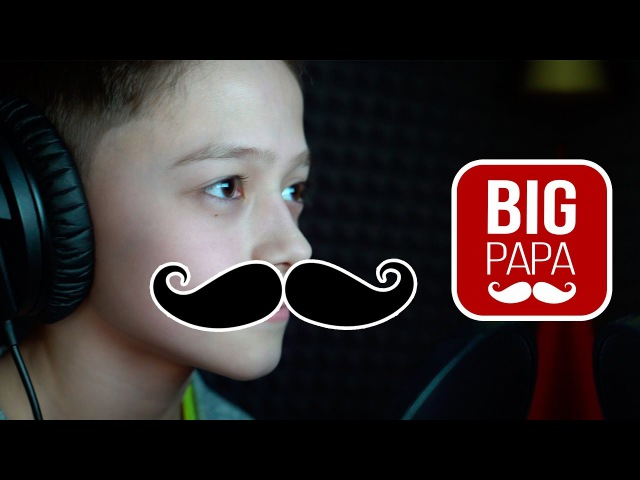 😉КУКУТИКИ - ЕНОТ и молоко Запись английской песенки 🚕МАШИНКИ и СВЕТОФОР в Big Papa...