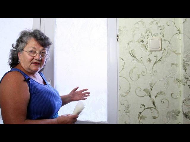 Как красиво оформить окно на кухне