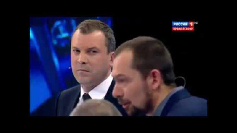 Роман Цимбалюк вставляє мізки русні