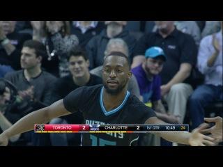 Toronto Raptors vs Charlotte Hornets - 1st Half Highlights | January 20, 2017 | 2016-17 NBA Season