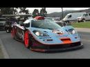 McLaren F1 GTR BMW 20R - Gulf Team Davidoff FIA | Monterey Carweek 2016