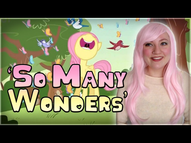 So Many Wonders - MLP - Nola Klop Cover
