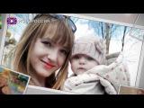Военные преступления Украины. Горловская Мадонна Кристина и Кира Жук