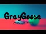 GreyGoose - Cesare Cremonini (TESTO)