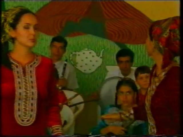 Turkmenfilm - Bashinji Hazyna (2-nji bolum)