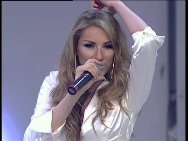 Radmila Rada Manojlović - Deset ispod nule (Zvezde Granda 2008_2009 - FINALE - 20.06.2009.)
