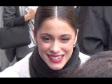 Martina Tini Stoessel / Violetta @ Paris 20 october 2016 NRJ Radio station