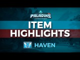 Paladins - Item Highlights - Haven