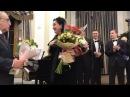 Тамара Гвердцители и Московская мужская еврейская капелла - Концерт в Спасо -Хаус 07.02.2017