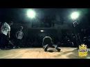 Gipsy MilkyRock vs Yan The Shrimp BochRock (ALLTHEMOST) | 1/8 Rocket City Battle 2014
