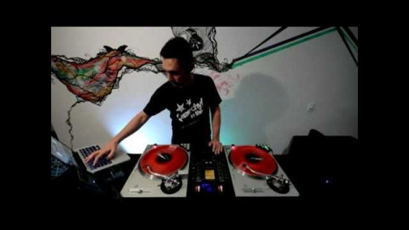 DJ Nedu Lopes Red Bull Thre3Style World Final Routine 2010