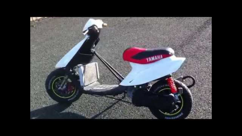 Show Yamaha Jog R