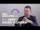 2: Uber's Director of Design, Didier Hilhorst, on what it took to redesign a global product