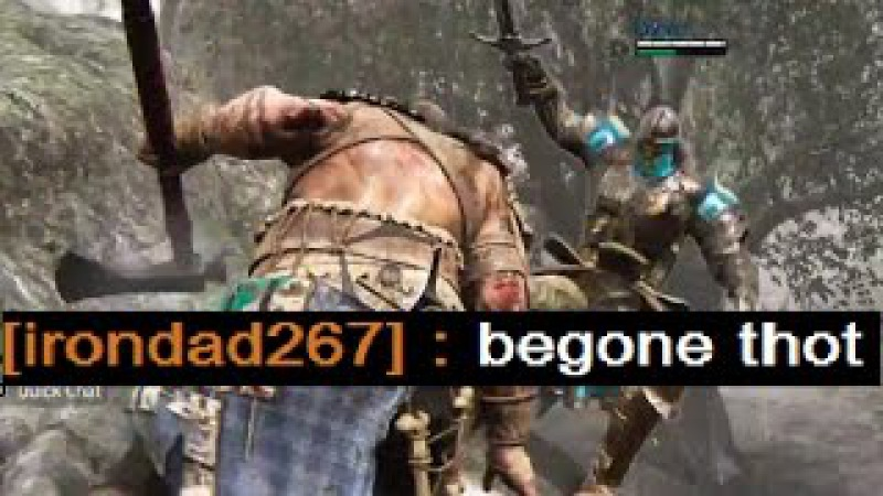 The True For Honor Experience