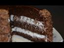 ШОКОЛАДНЫЙ ТОРТ Кофе с Джемом | Нежный и Сочный | Chocolate sponge cake