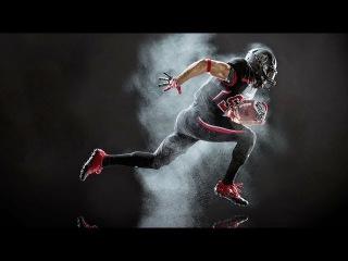 Commercial Photo Shoot - Utah Football