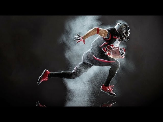 Commercial Photo Shoot - Utah Football