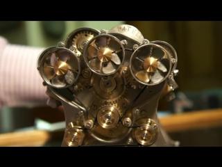 Модель двигателя W18