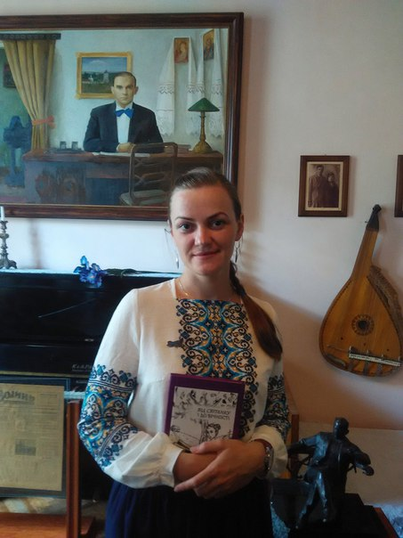 Ірина Одерако