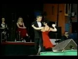 Julio Iglesias Guillermina Quiroga Roberto Reis la cumparsita Brasil 1999 live