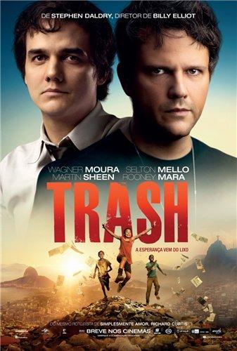 Свалка / Trash (2014)