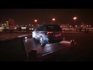 НОВЫЙ Volkswagen Tiguan: первые впечатления