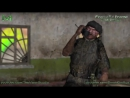 GTA S.T.A.L.K.E.R Фильм׃ Укуренные из Vice City бандит киборг одиночка (14 часть)