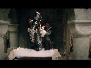 Sketch History - Knight Wash