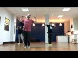 LOCKING - James Brown - Funky President - Лаборатория Танца