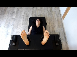 FrenchTickling - Malories Extremely Intensive Bare Feet Tickle Torture