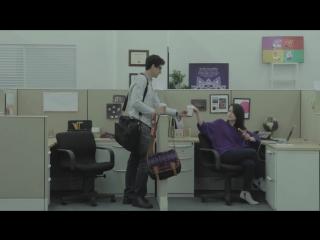Стадии офисного романа