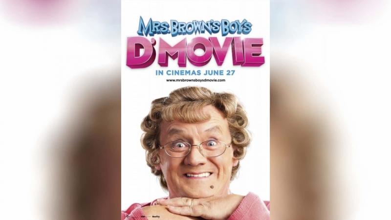 Мальчики миссис Браун (2014) | Mrs. Brown's Boys D'Movie