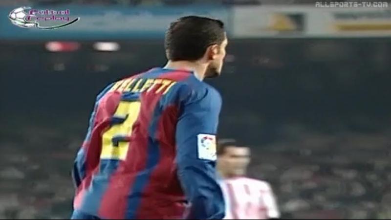 ЧИ 2004 05 28 тур Барселона Атлетик Бильбао 2 0