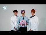 [VIDEO] 170508 EXO XIUMIN CBX @ vivi_mag Instagram update