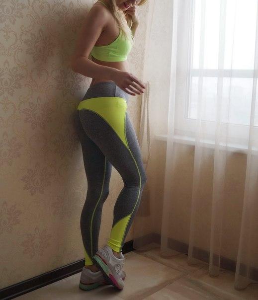 Крутые леггинсы для занятия спортом для высоких девушек! Мой рост