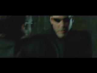 Matrix Reloaded - Neo vs Three Agents
